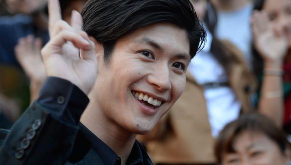 El popular actor Haruma Miura fue encontrado muerto en su casa de Tokio el sábado, dijeron fuentes de investigación.  (Foto: AFP)