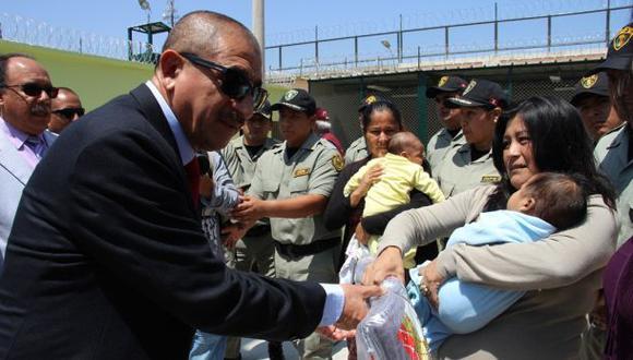 La Libertad: Minjus reabre penal de San Pedro de Lloc