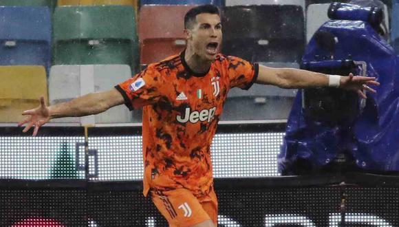 Cristiano Ronaldo provocó la reacción de los hinchas de Sporting Lisboa tras un mensaje en redes sociales. (Foto: AP)