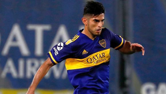 Carlos Zambrano sigue estando en el centro de las críticas. Esta vez, su actuación en la goleada de Boca Juniors ante Vélez no convenció. (Foto: AFP)