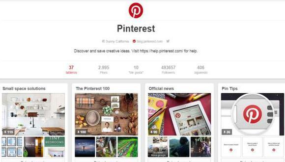 Pinterest prueba por qué es el líder en decoración