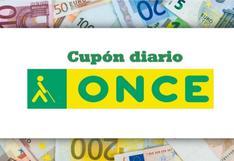 Juegos de la ONCE: cupón diario y todo del sorteo de hoy, viernes 17