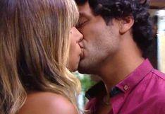 """Alondra García Miró y Pablo Heredia protagonizan tierno beso en adelanto de """"Te volveré a encontrar"""""""