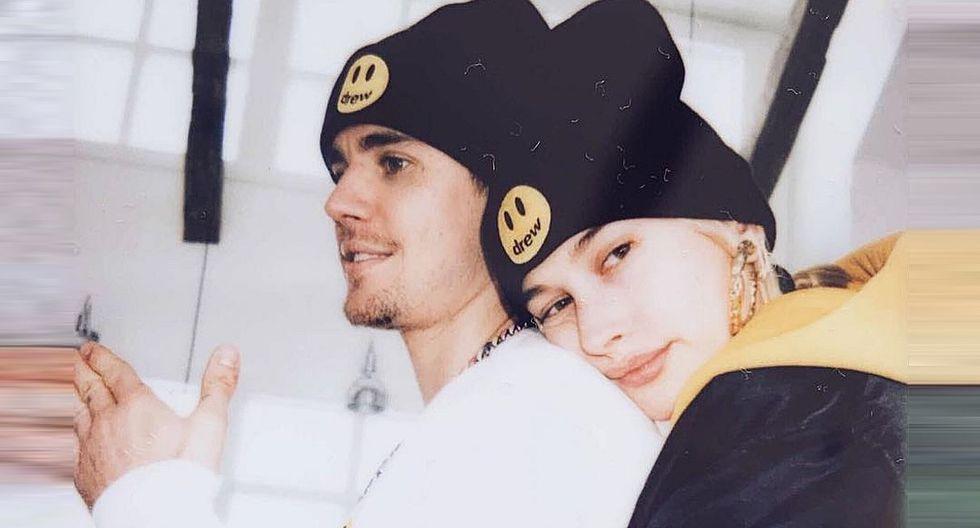 Justin Bieber y Hailey Baldwin: arrestan a fan que merodeaba su casa (Foto: Instagram)