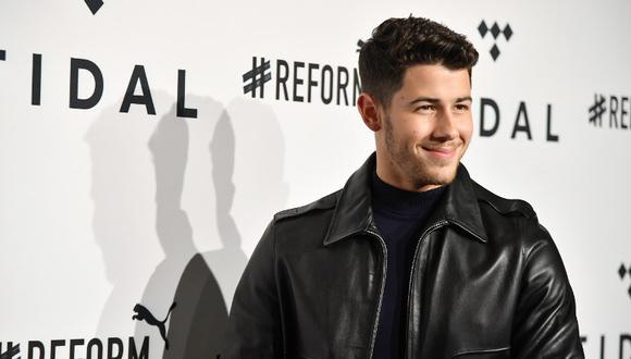 Nick Jonas se ofrece para hacer el papel de Batman (Foto: AFP)