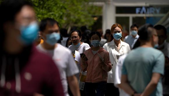 Coronavirus en China | Últimas noticias | Último minuto: reporte de infectados y muertos hoy, martes 25de mayo del 2021 | Covid-19. (Foto: Mark Schiefelbein / AP)
