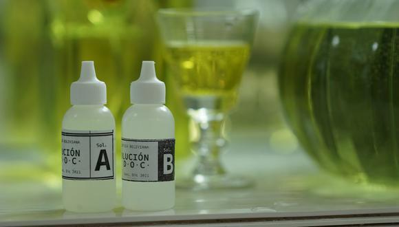 Dióxido de cloro. (Foto: Reuters)