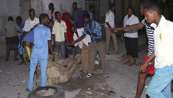 Terrorismo: Mueren siete en ataques contra hoteles en Somalia