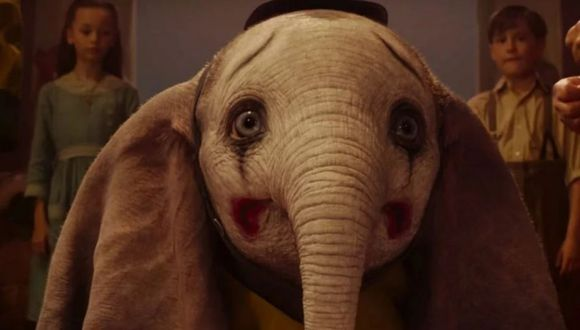 Dumbo es la nueva cinta de Tim Burton, la cuál es un remake de la de Disney de 1941. | Disney
