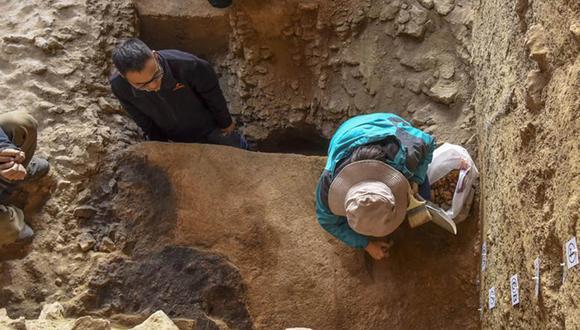 China: Las piezas arqueológicas fueron halladas en la cueva Jiege, en la ciudad de Hanzhong. | Foto: Referencial