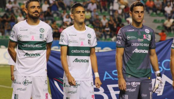 El peruano Alejandro Duarte dejó Lobos BUAP para unirse a las filas del Club Atlético Zacatepec de la segunda división de México. (Foto: @alejoduarte10)
