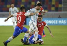 PREVIA | Argentina vs. Chile: canal, día y hora del encuentro por Copa América 2021
