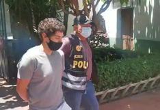 Arequipa: detienen a dos sujetos implicados en la venta de celulares robados por Facebook   VIDEO