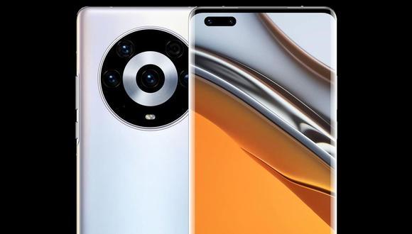 Honor lanza hasta tres nuevos smartphones de su serie Honor Magic3. (Foto: Honor)