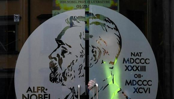 El Nobel de Literatura no se entregará este año tras escándalo de abusos sexuales. La entrada principal del Museo Nobel en la academia sueca de Estocolmo. (Foto: AFP)