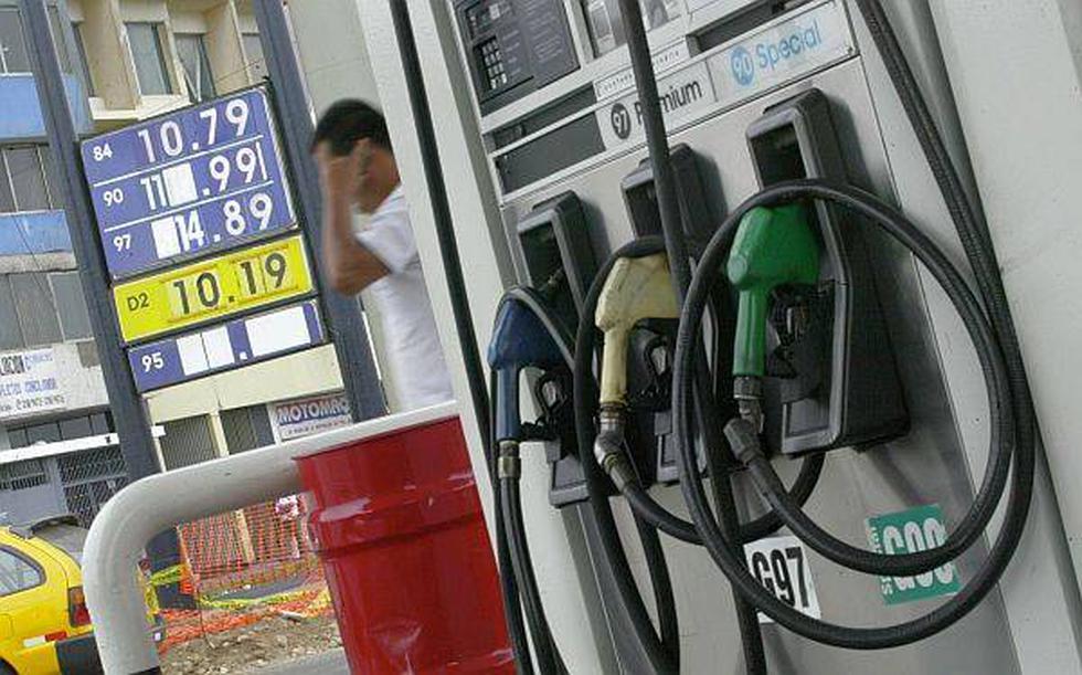 Combustibles en EE.UU. bajan hasta cinco veces más que en Perú - 1