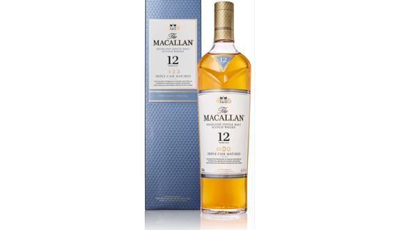 The Macallan representa menos del 1% de la producción total de whisky escocés, sin embargo es el número 1 en el mundo en valor en la categoría de whisky de malta. (Foto: Difusión)