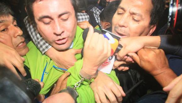Caso Edita: el lunes se sabrá si Paul Olórtiga sigue en prisión