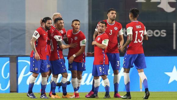 Chile vs. Bolivia: ambas selecciones se enfrentarán por la fecha 8 de las Eliminatorias Qatar 2022. (Foto: Agencias)