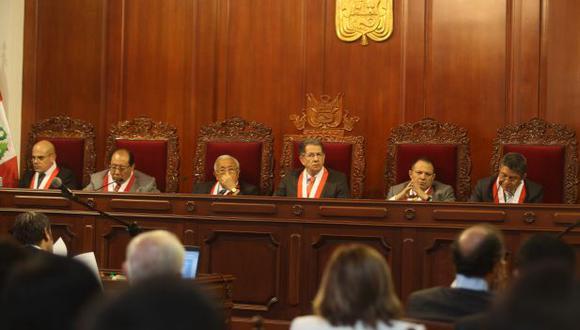 TC dejó al voto recurso de anulación de traslado de terroristas