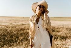 Moda: cinco looks que demuestran que vestir de beige no es aburrido