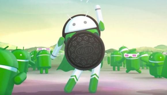 Android Oreo continúa con la costumbre de poner nombres relacionados con dulces. (Foto: Google)