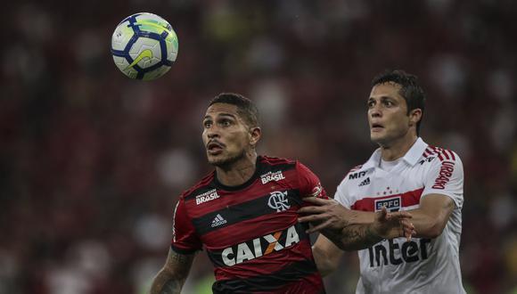 Flamengo goleó 4-1 a Sport Recife por la jornada 16° del Brasileirao   VIDEO