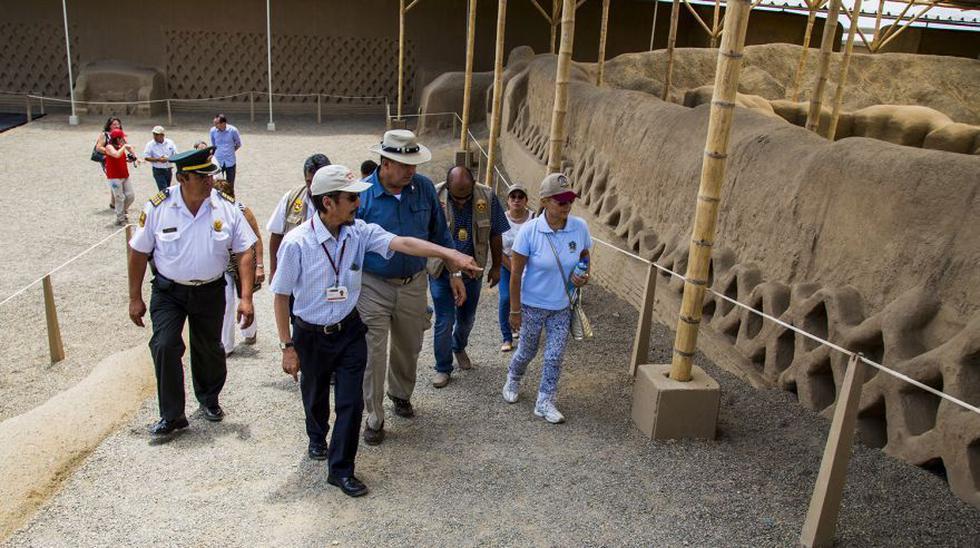Trujillo: presidente de Costa Rica visitó Chan Chan  - 5
