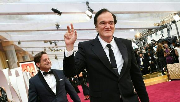 """""""Once upon a time in Hollywod"""" de Quentin Tarantino logró 10 nominaciones en los premios Oscar 2020. (Foto: AFP/VALERIE MACON)"""
