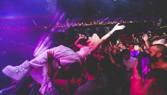 La primera fiesta de Matadero se hizo en noviembre de 2011. Sus eventos mensuales han congregado a más de dos mil personas. (Foto: Matadero)