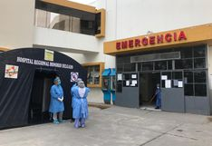 Arequipa: Hospital Honorio Delgado es puesto en cuarentena por una paciente con COVID-19