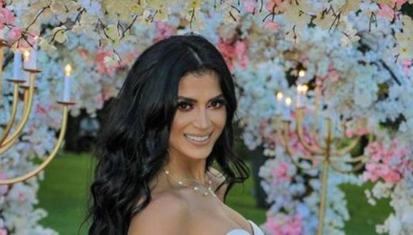 Influencer Kimberly Flores forma parte del reality La casa de los famosos (Foto: Kimberly Flores / Instagram)