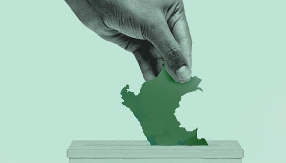 Más de 25 millones de peruanos acudirán hoy a las urnas. (Imagen: El Comercio)