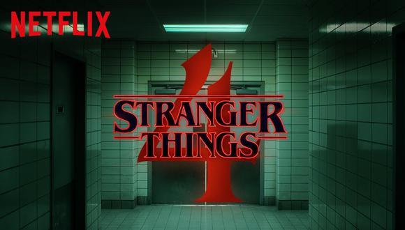"Nueva imagen promocional de ""Stranger Things"" temporada 4. Foto: Netflix."