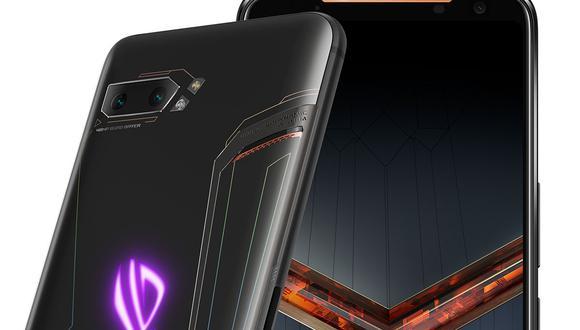 El Asus ROG Phone 2 es considerado uno de los smartphones más potentes del mundo, según Antutu. (Foto: Asus)