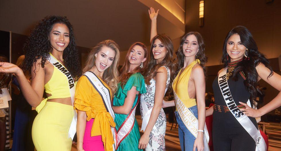 El Miss Universo 2019 celebra su 68ª edición en Atlanta, Georgia (Estados Unidos). (Foto: Difusión)