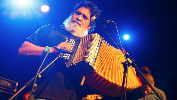 Celso Piña, músico mexicano, falleció este miércoles tras sufrir un infarto en Monterrey, Nuevo León. (Foto: Montecruz).