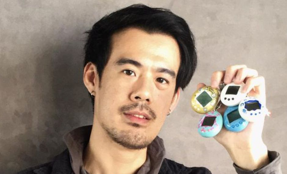 Josiah Chua tiene una colección de tamagochis y espera ansioso el lanzamiento de la nueva versión. (Foto: Josiah Chua)