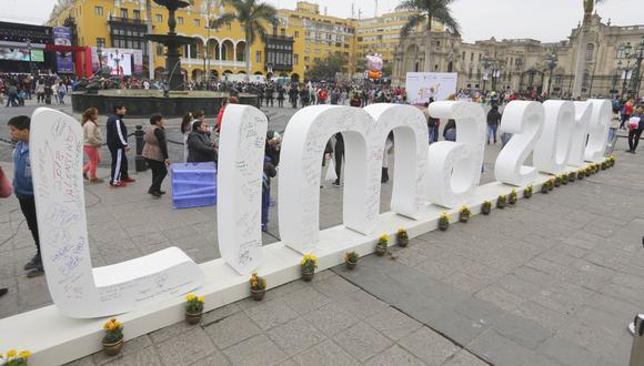La ciudad de Lima acoge los Juegos Panamericanos Lima 2019. En Chile critican el caos vehicular de la capital peruana. (Foto: GEC)