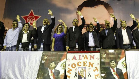 Algunos referentes actuales del Apra, como Ricardo Pinedo, consideran que el partido debería tomarse una pausa en las elecciones del 2020. (Foto: GEC)