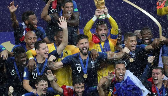 El Mundial Rusia 2018 rompió récord de audiencia televisiva   Foto: EFE