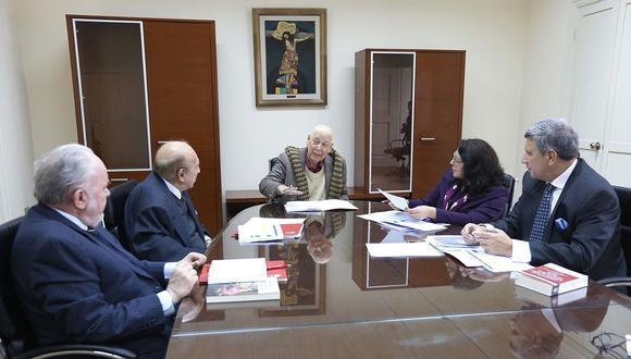 """Enrique Bernales dijo que esta es una situación """"inédita"""", por lo que adelantó que realizará una consulta al JNE, a fin de evaluar si el Tribunal de Honor del Pacto Ético Electoral se puede o no pronunciar. (Foto: Andina)"""