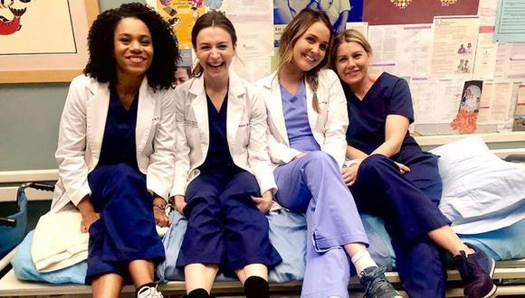"""Todos los dilemas en torno a Meredith serán aclarados próximamente. La décimo octava temporada de """"Grey's Anatomy"""" ya tiene fecha de estreno (Foto: Greysabc / Instagram)"""