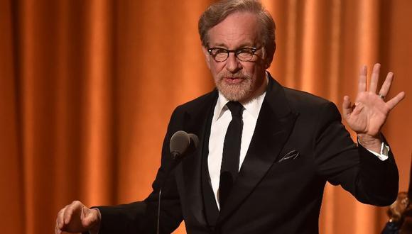 El cineasta Steven Spielberg es considerado como pionero de la nueva era en Hollywood. (Foto: AFP)