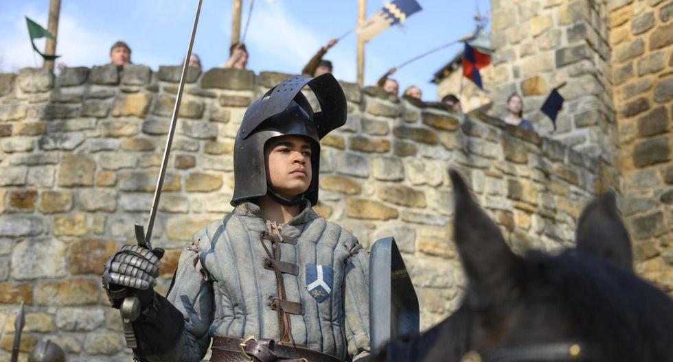 """""""Carta al rey""""  - 20 de marzo. (Foto: Netflix)"""