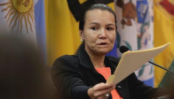 Linda Loaiza López fue la primera venezolana en demandar al Estado venezolano por un caso de violencia contra la mujer (Foto: Reuters)