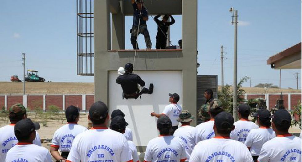 El Niño: 350 brigadistas universitarios listos en Lambayeque