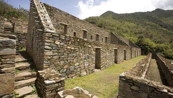 Choquequirao fue el último bastión Inca, entre 1535 y 1572. Era inaccesible, por eso se le conoció como la 'Ciudad perdida'.