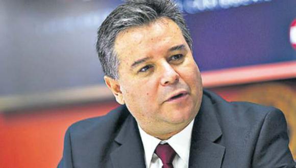 Richard Wadsworth, vicepresidente de Desarrollo de Mercados de MasterCard Perú y Bolivia. (Foto: Nancy Chapell / El Comercio)