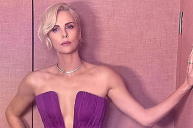 """Charlize Theron plays Cipher, the franchise's first villain """"Fast and furious"""" (Photo: Charlize Theron / Instagram)"""